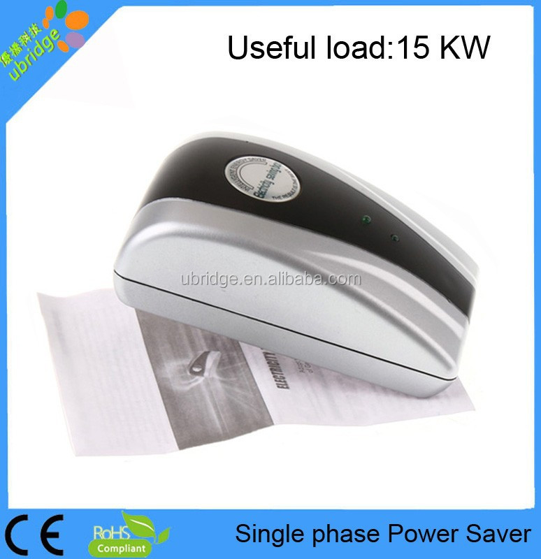 power saver device / home electricity saving device / energy saver for building