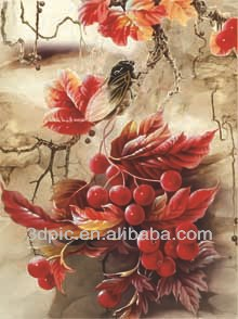 China wholesale 3d picture of beautiful flower