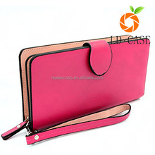 Best selling items mobile phone shell for iphone, 2 in 1 wallet leather case