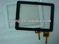Original new 8'' inch capacitive touch screen touch panel digitizer glass for Gemei G6 (16G) Tablet PC MID