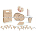 Party kit party balloon napkin cup plate