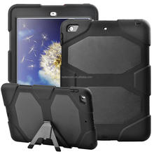 Kickstand Durable Rugged Sturdy Shockproof Protective Cover Case for iPad Pro 10.5 Tablet