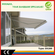 #DX200 Polycarbonate Door Canopy with CE