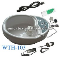 physical detox ion cleanse equipment with massage patches