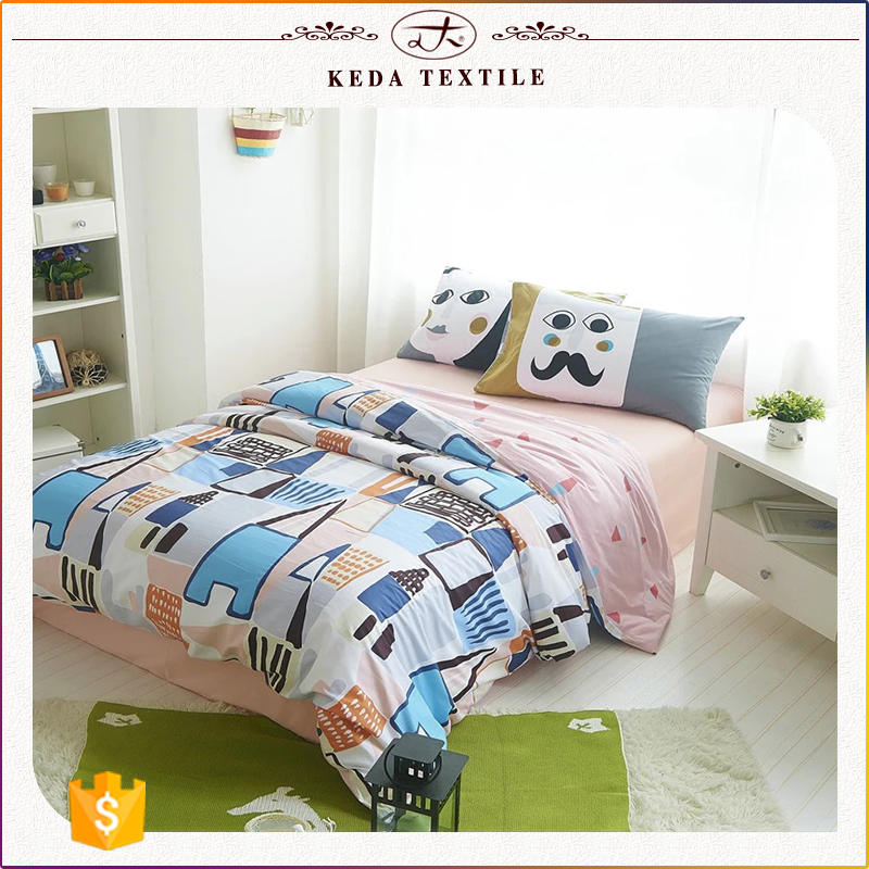 Guangzhou supplies king size comforter sets decor home microfiber fabric wholesale beddings luxury set