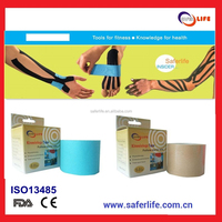2016 multicolor muscle elastic spider match game multifunction London Olympics tape ertified Kinesiology tape Reduce Pain tape