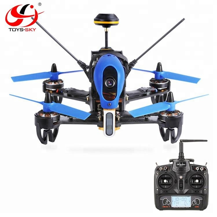 Walkera F210 3D Edition 2.4G 120 Degree HD Camera F3 3D Knocking Down FPV Wall Racing Drone with OSD BNF/RTF Quadcopter