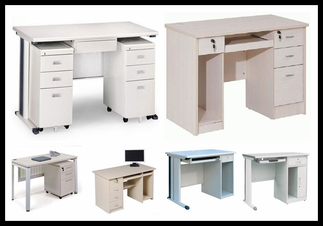 Best Executive Metal Pc Computer Table Models Design With Study Table Models .
