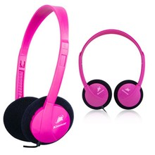 30mm Speaker Noise Cancelling Super Bass Silent Music 100 Max, Input Power Cute Headphone For Girl