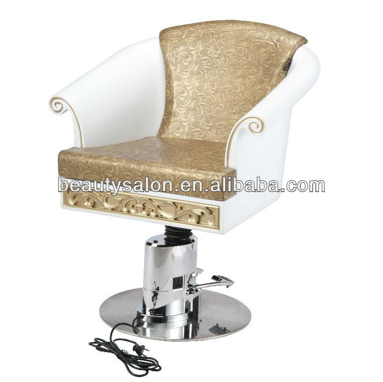 2013 Europe style luxury salon furniture barber chair from factory direct to sale