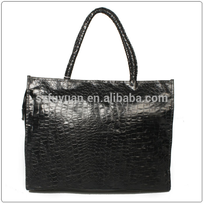 women black handbag bags black leather bag black tote bag wholesale