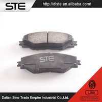 Hot sale brake pads making machine,brake pad hi-q,oem disc brake pads