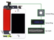 Wholesale and high quality for iphone 4 cdma lcd/ digitizer