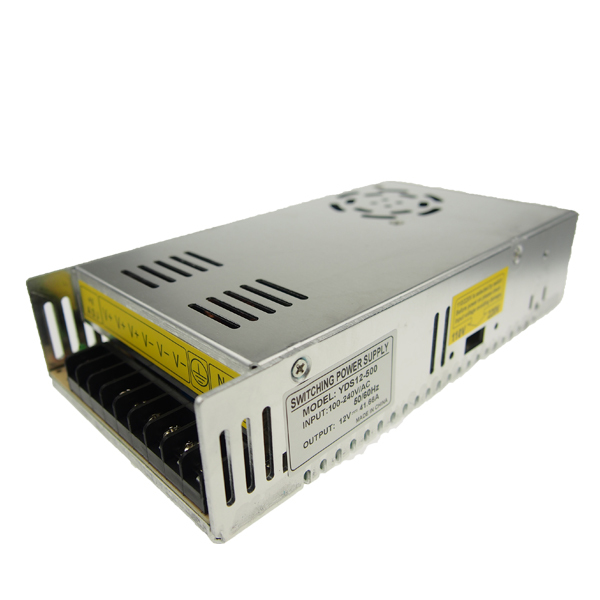 constant voltage single output dc power supply for led cctv 12v 500w 12v led power supply