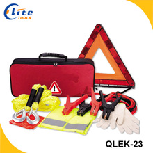Hot Selling 2018 Amazon Roadside Emergency Kit Car Accessories and Car Emergency Kit
