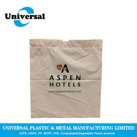 Bulk Pack Thick Plastic PE Laundry bag