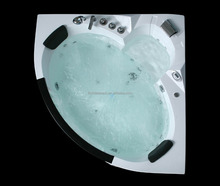 Europen Design whirlpool bathtub with water jets