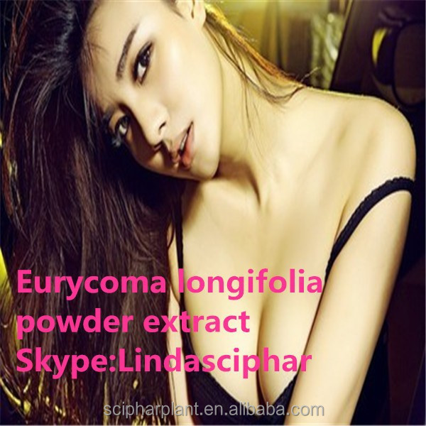 100% Pure Natural Tongkat Ali Extract powder Longifolia Root Extract Eurycoma