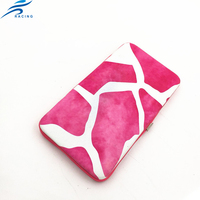 small size cheap price mini velvet hard party bag wallet