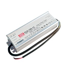 MeanWell CLG-100-12 IP67 rated 100w 12v led driver