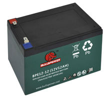 motorcycle dry battery ytx12-bs 12v 12ah motorcycle battery e-moto battery BPE12-12
