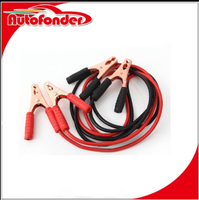 10Guage 12ft OD8 autofounder customized booster cable/car booster cable jumping