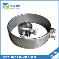 Injection Molding Hgh Temperature Mica Insulatd Band Heater