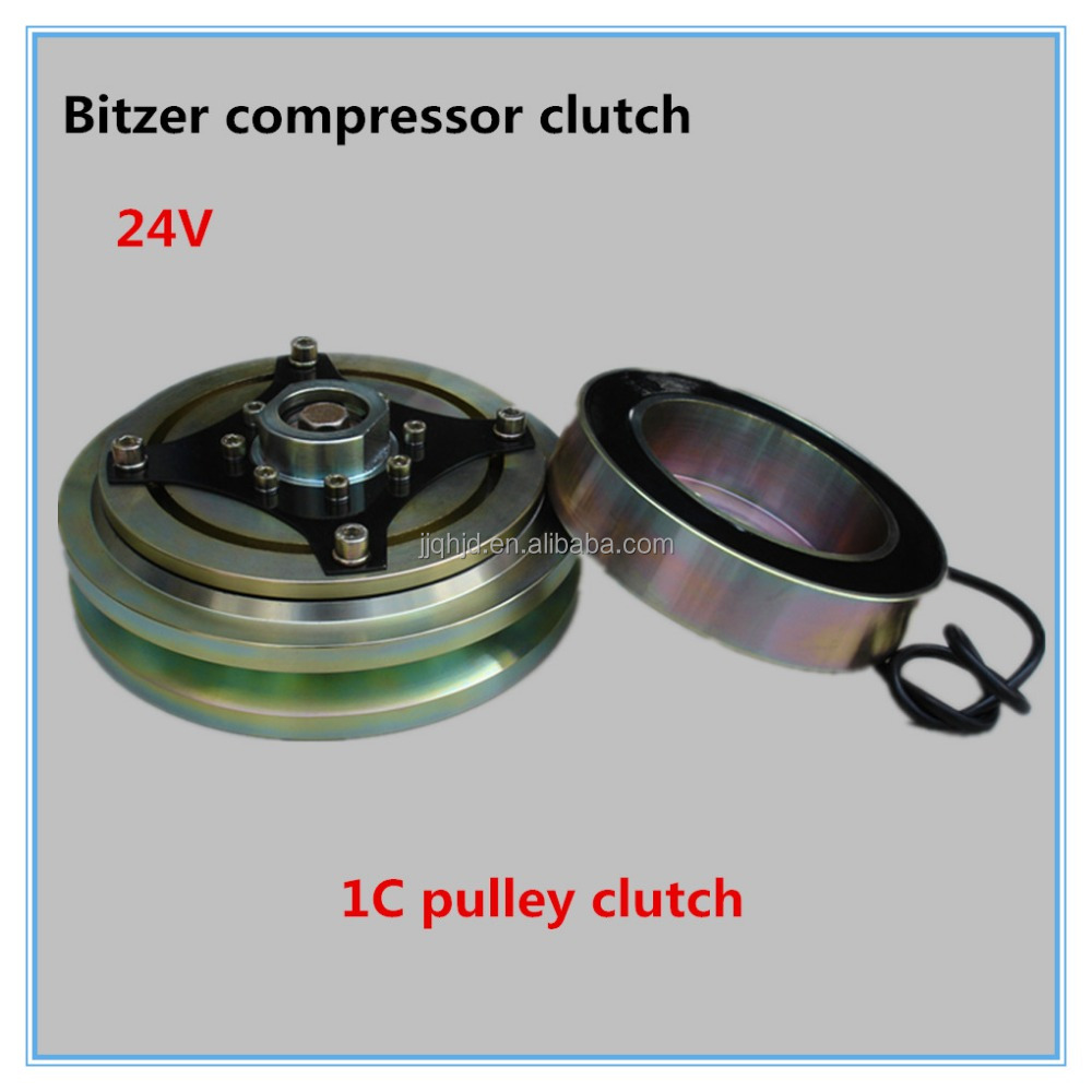 Part electrical air compressor magnetic clutch used new hyundai county bus used volvo bus daewoo yutong kinglong bus prices