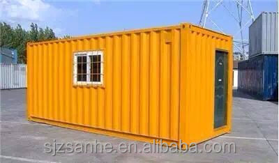 sandwich eco friendly kit steel frame prebuilt container home