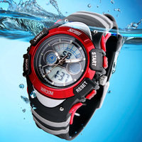 SKMEI 0998 popular kids digital sports watch analog waterproof watch