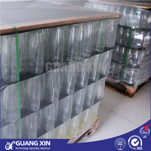 high quality transparent clear conductive antistatic uv plastic LDPE MDPE film for plas
