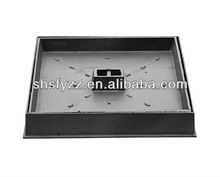 EN124 B-125 Spheroidal graphite iron recessed drain cover