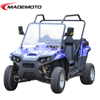 factory sale electric start 2 seater 200cc utv with 1000w motor