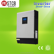high frequency 2kva/3kva dc to ac power inverter with battery charger
