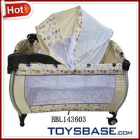 2012 New furniture baby bed