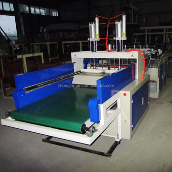 Factory Supply Automatic Plastic Shopping Bag Making Machine