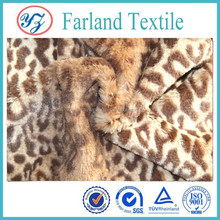 leopard fabric best fabric for winter hats/new car accessories products fabric
