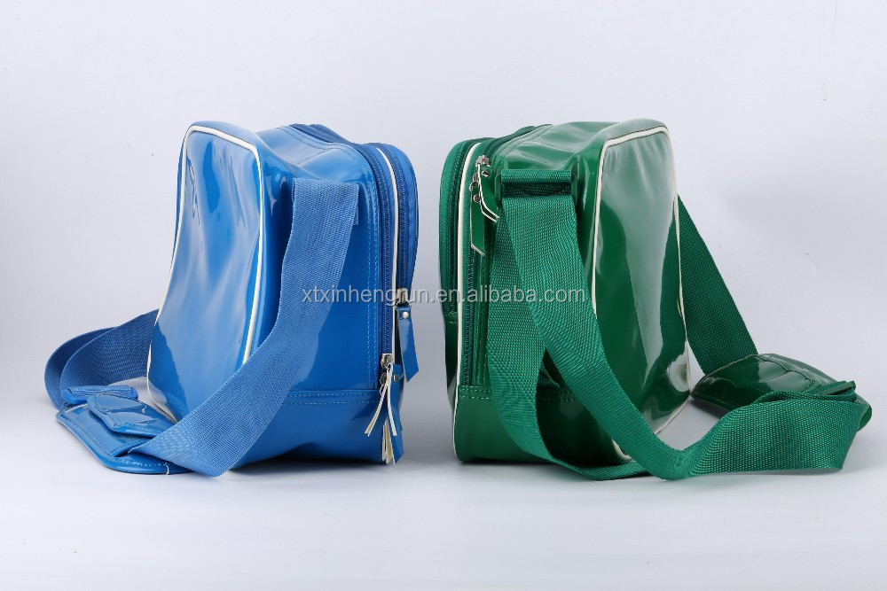 Factory Wholesale New Style Fashional PU Leather Leisure Bag, Travel Bag, Single-Shoulder Belt Bag