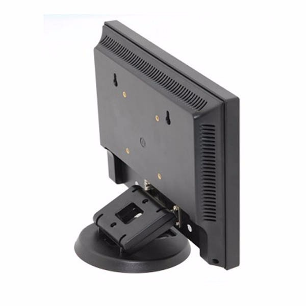 10 inch super tft lcd color tv monitor with wall mount