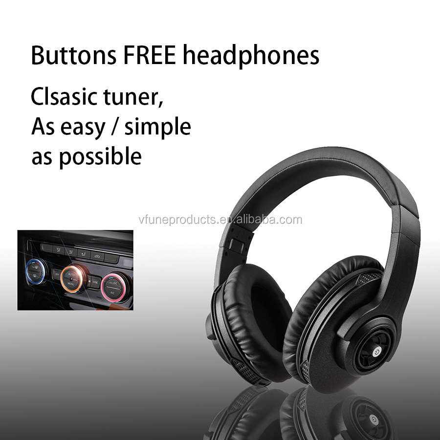 Classic Tuner Neckband OEM Headphones Wireless Handfree Noise Cancelling Headphones Earphone Headphones