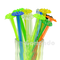 promotional party disposable plastic fruit stick
