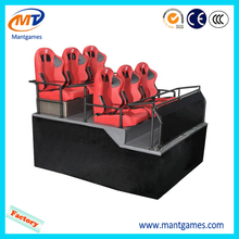 5D home theatre 6 seats motional cinema hydraulic system for sale