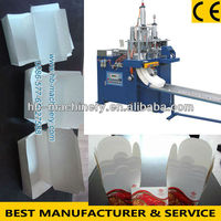 Automatic paper food pail box making machine price list
