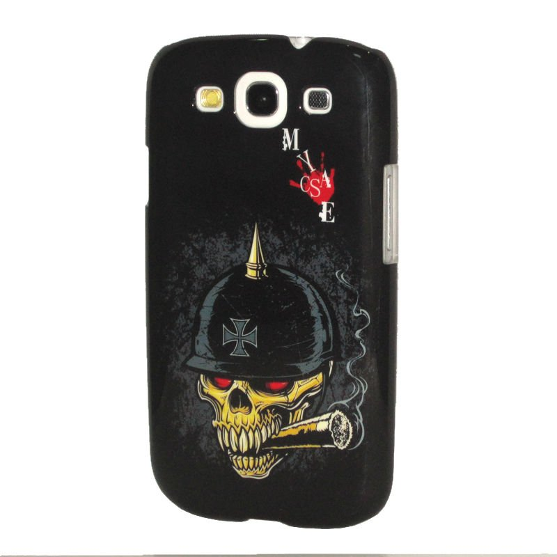 Halloween Cover Case Skin for Sansung Galaxy S3 i9300