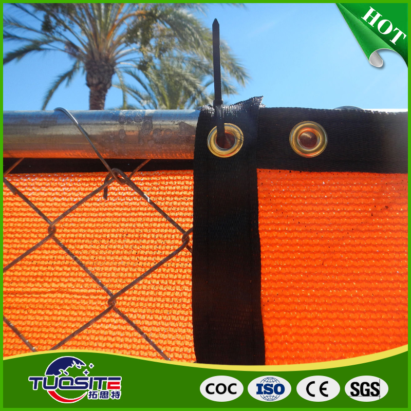 HDPE Plastic Mesh Garden Tennis Court Dog Fence Netting