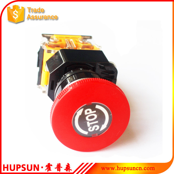 High quality 400V 10A button switch