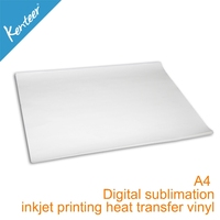 Kenteer heat transfer material decal transfer paper for textile printing