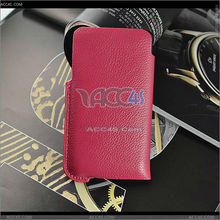 genuine pouch leather case for samsung galaxy s2 P-SAMI9100CASE102