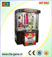 Prize vending machine Big Stage arcade game machine for sale