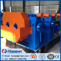 Scrap tire recycling machine/rubber grinder